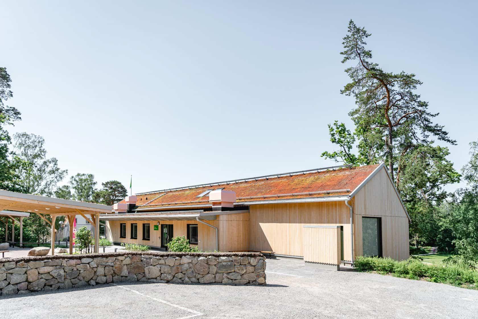 Ängsjö motionscentral