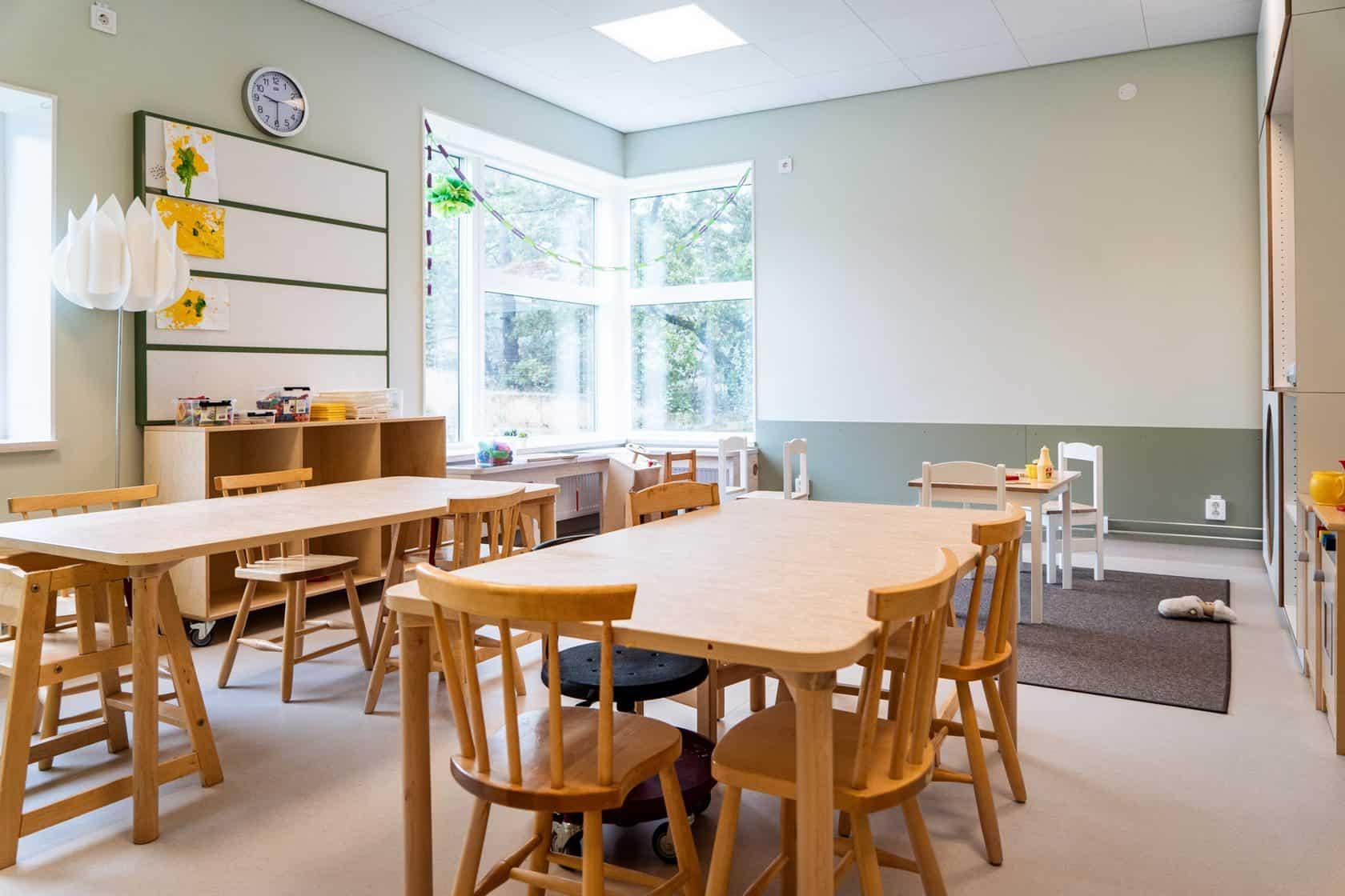 Fiberpennans förskola