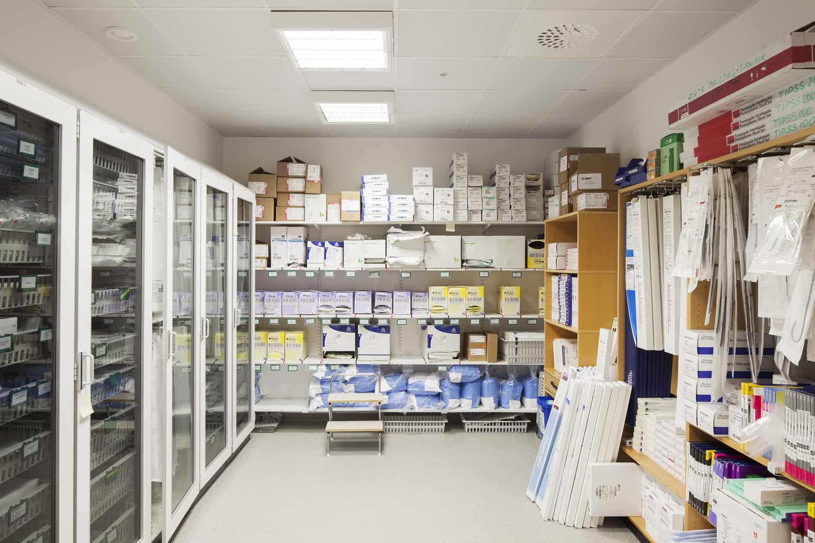 Röntgenlabb Huddinge Sjukhus