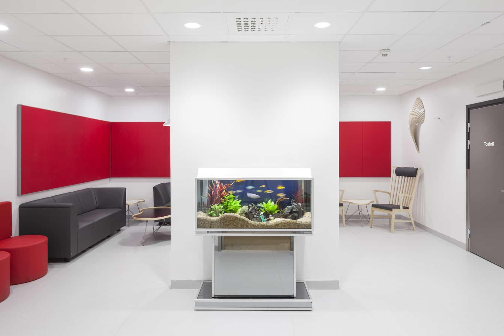 Magnetröntgen-avdelningen Huddinge Sjukhus